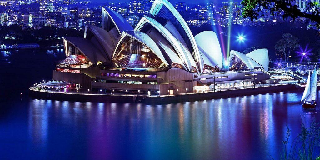 Nhà hát Sydney, niềm tự hào của cư dân Australia, gửi hàng đi úc