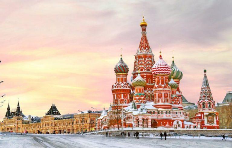 Dịch vụ chuyển phát nhanh đi Nga giá rẻ