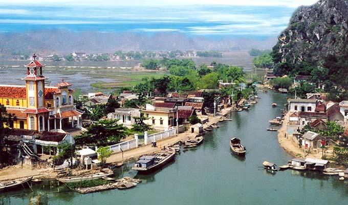 Chuyển phát nhanh từ Hà Nội đi Ninh Bình cực kỳ thuận tiện, giá cạnh tranh