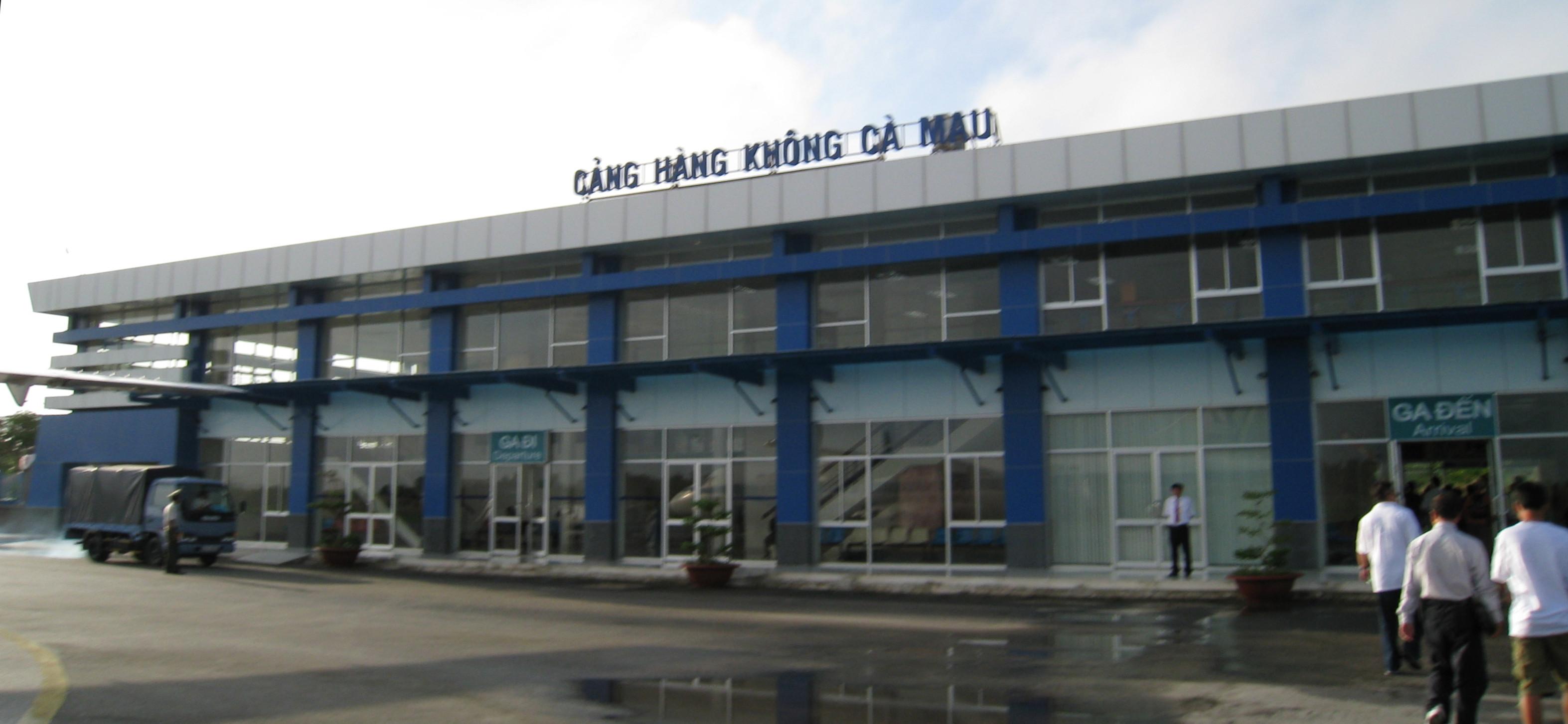 Cang hang khong Ca Mau, chuyen phat nhanh Da Nang Ca Mau