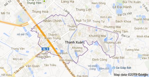 Dịch vụ ship COD tại quận Thanh Xuân giá rẻ, nhanh chóng