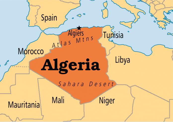Vận chuyển hàng đi Algeria nhanh chóng tiện lợi
