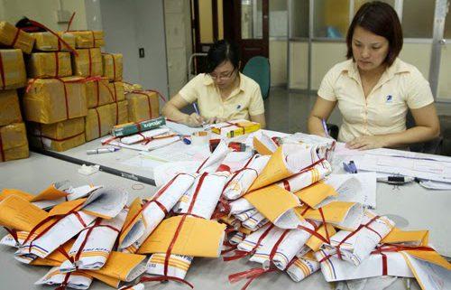 Hướng dẫn gửi và đóng gói hàng hóa chuyển phát nhanh