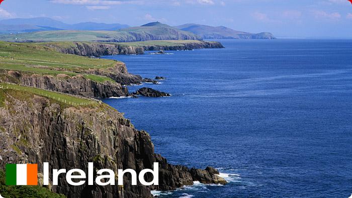 Dịch vụ chuyển phát nhanh Hồ Chí Minh đi Ireland an toàn – nhanh chóng – giá rẻ