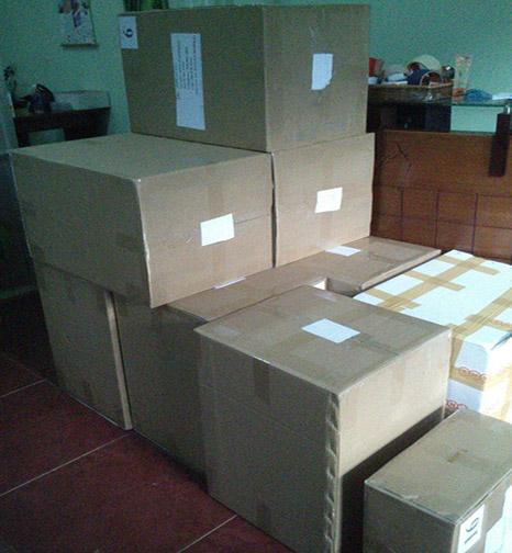 Dịch vụ gửi thực phẩm đi Mỹ nhanh nhất tại TpHCM