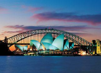 Dịch vụ chuyển phát nhanh đi Úc (Australia) giá rẻ.