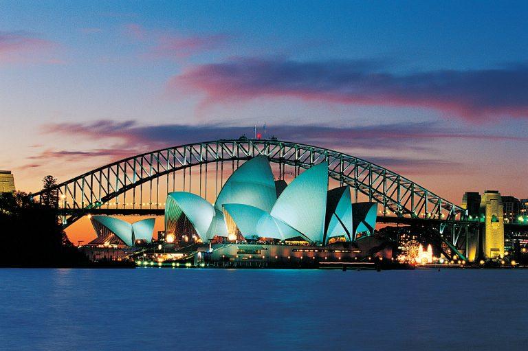 Dịch vụ chuyển phát nhanh đi Úc (Australia)giá rẻ.