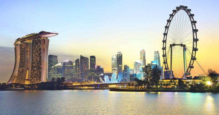 Chuyển phát nhanh Hồ Chí Minh đi Singapore
