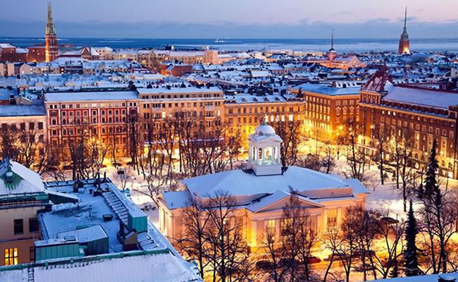 Dịch vụ chuyển phát nhanh Hà Nội đi Phần Lan