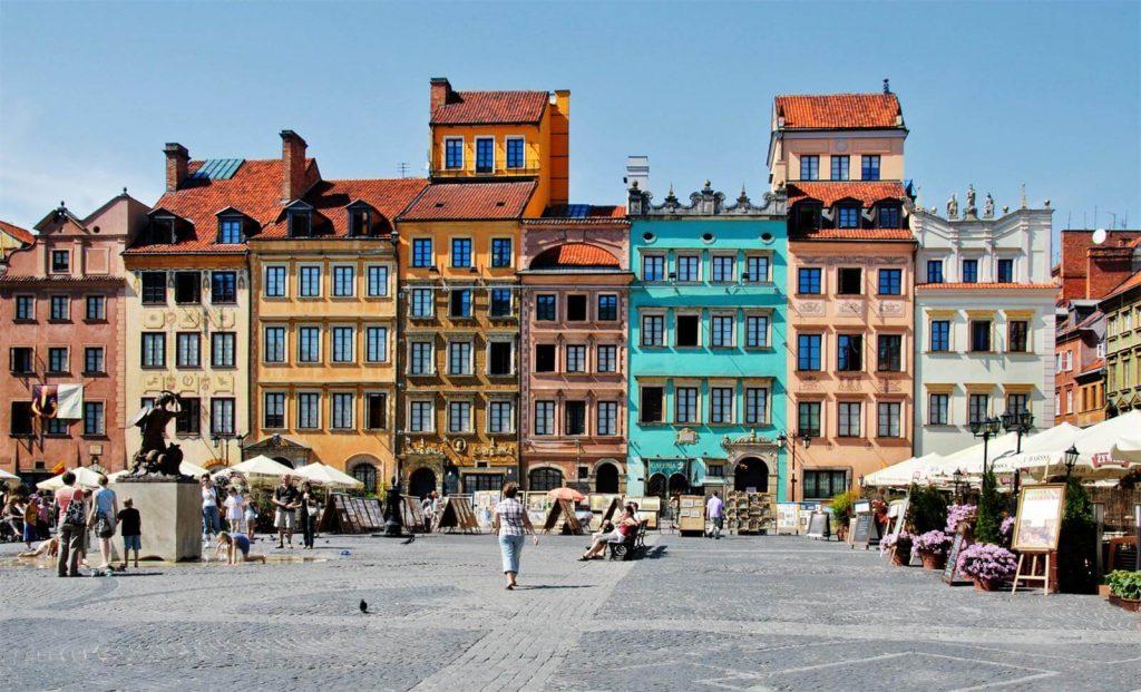 Dịch vụ chuyển phát nhanh đi Ba Lan giá rẻ.