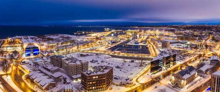 Dịch vụ chuyển phát nhanh Hà Nội đi Estonia