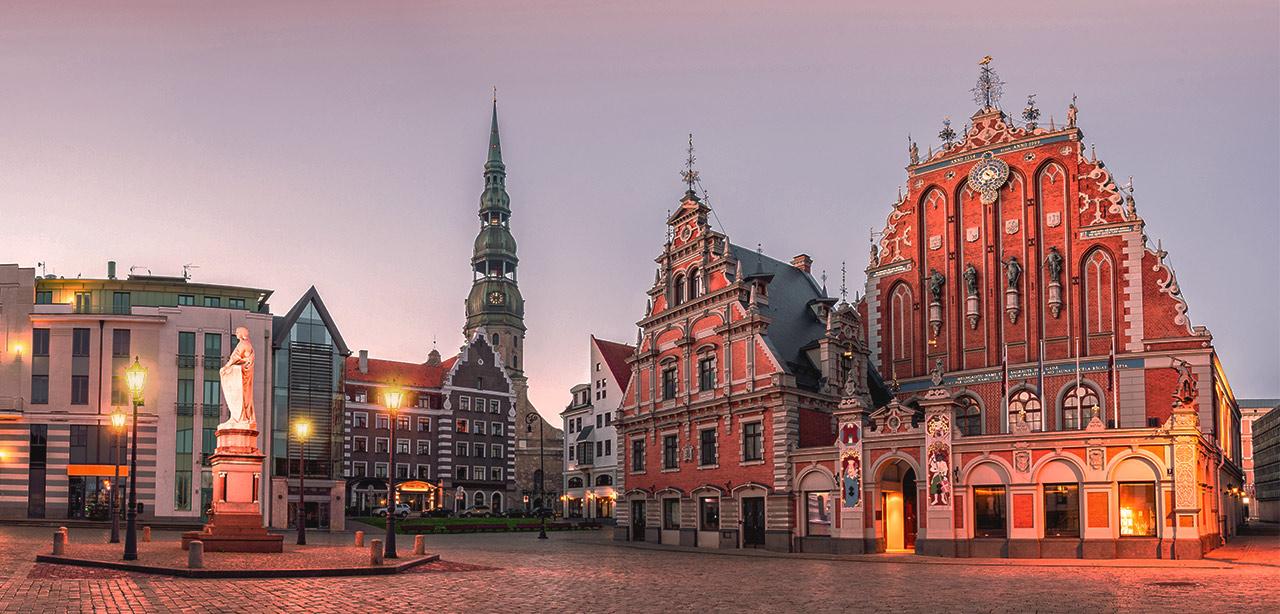 Dịch vụ chuyển phát nhanh đi Latvia giá rẻ.