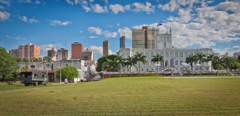 Dịch vụ chuyển phát nhanh Hồ Chí Minh đi Paraguay giá rẻ.