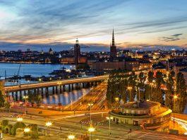 Dịch vụ chuyển phát nhanh đi Thụy Điển giá rẻ.