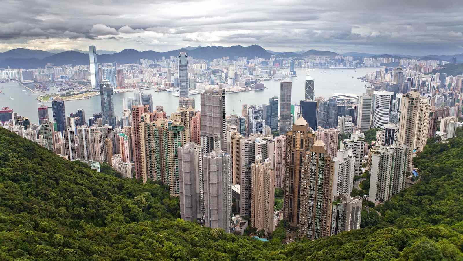 Vận chuyển hàng đi Hong Kong giá rẻ