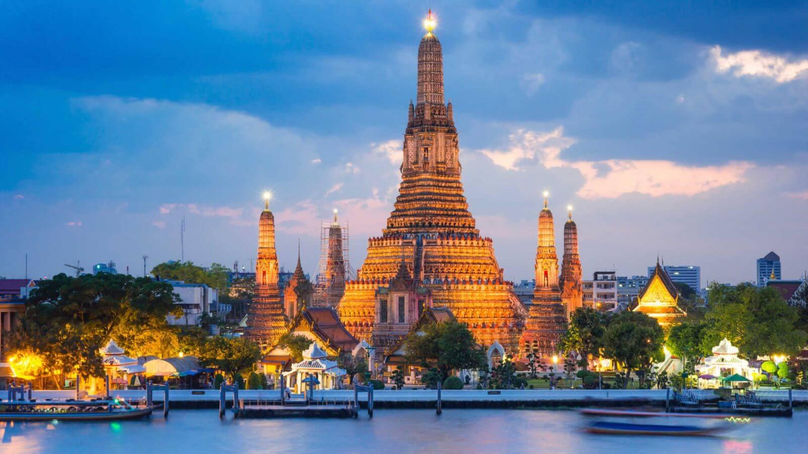 vận chuyển hàng đi Thái Lan