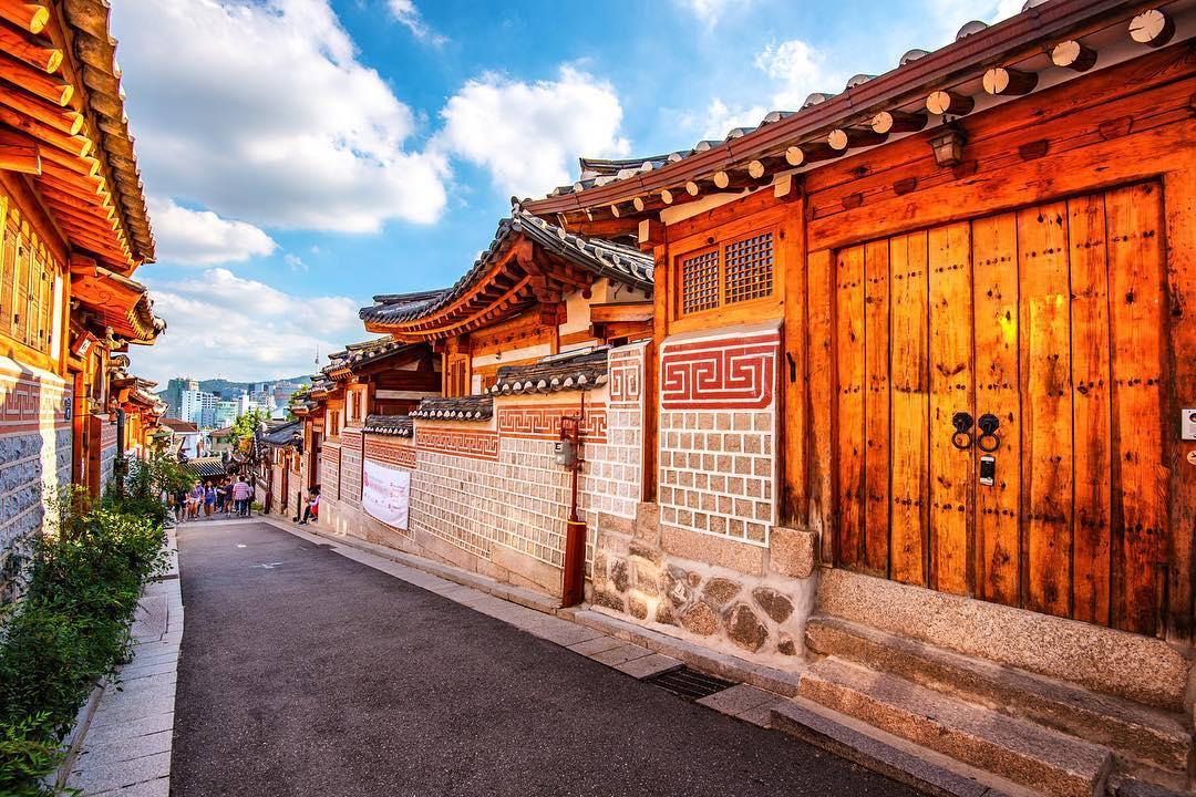 Nhận vận chuyển bưu phẩm, hàng hóa đi Hàn Quốc giá cạnh tranh