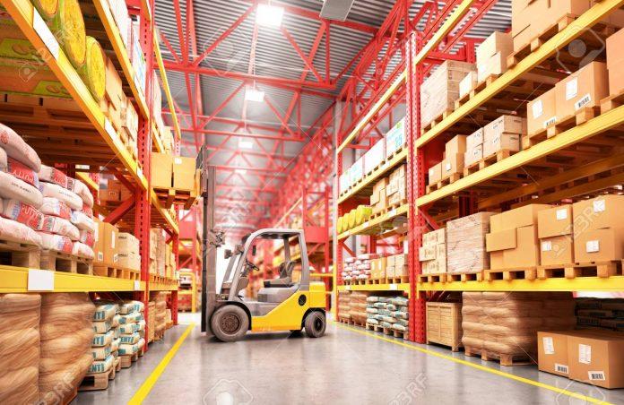 Phân loại kho bãi trong logistics