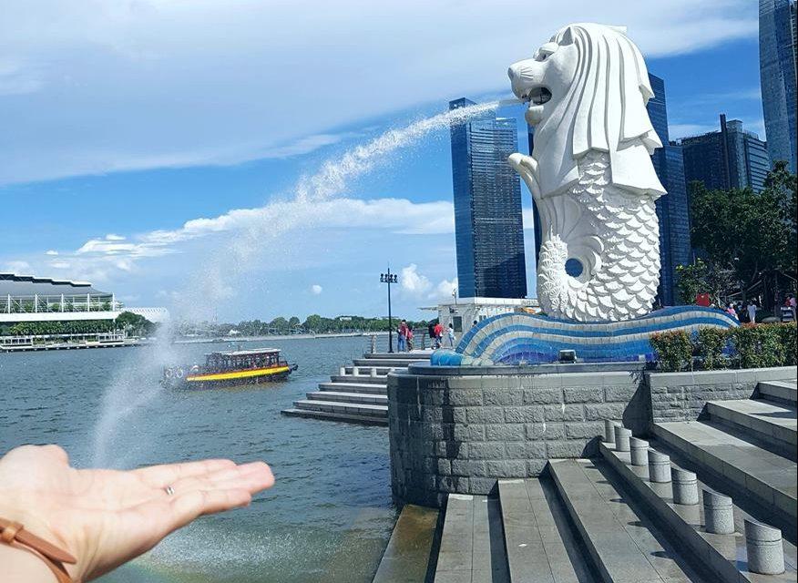 Gửi hàng hóa bưu phẩm đi Singapore của EMS Việt Nam uy tín nhất