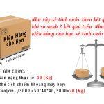 Dịch vụ ship hỏa tốc Hồ Chí Minh đi Hà Nội uy tín