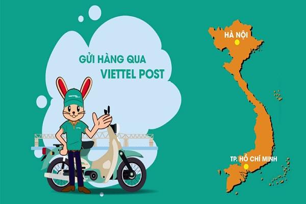 Đại lý thu gom nội địa của Viettel Post tại Tân Bình