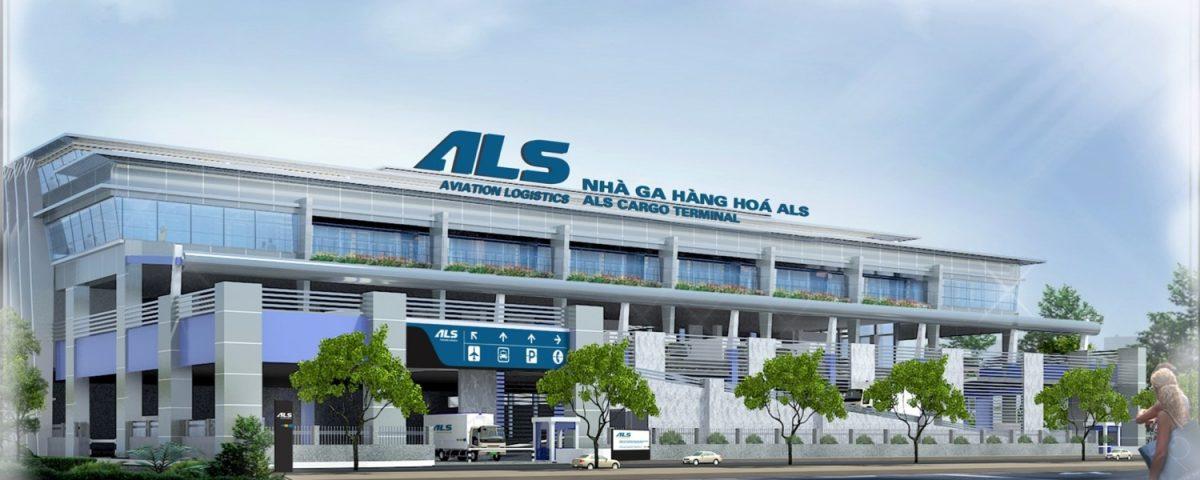 Dịch vụ làm thủ tục hải quan tại kho ALS (Aviation Logistics Corporation)