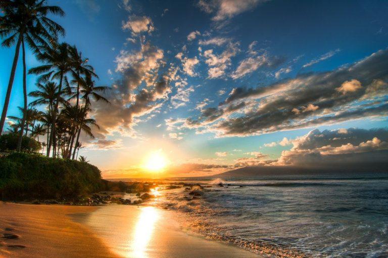 Chuyển phát nhanh hỏa tốc đi Hawaii