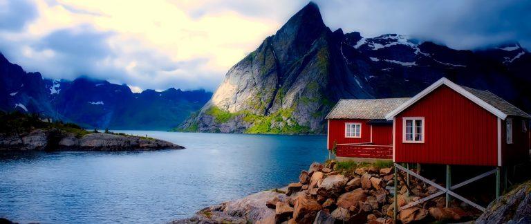 Chuyển phát nhanh giá rẻ đi Na Uy (Norway)