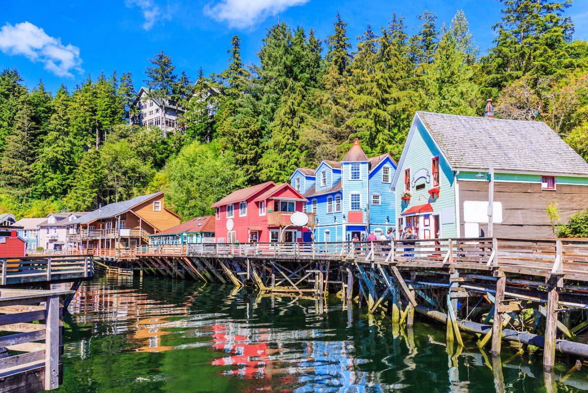 Chuyển phát nhanh hàng hóa đi Alaska nhanh chóng tiết kiệm của EMSVietnam