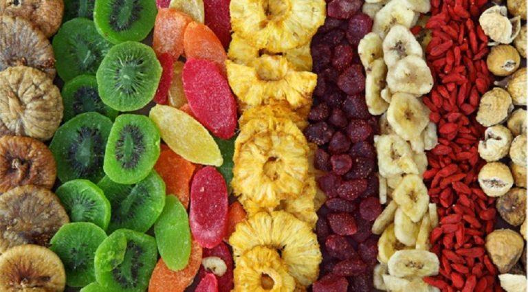 EMSVietnam gửi trái cây sấy đi Canada siêu tiết kiệm