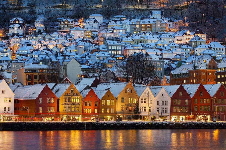 Gửi thực phẩm đi Na Uy bao trọn gói