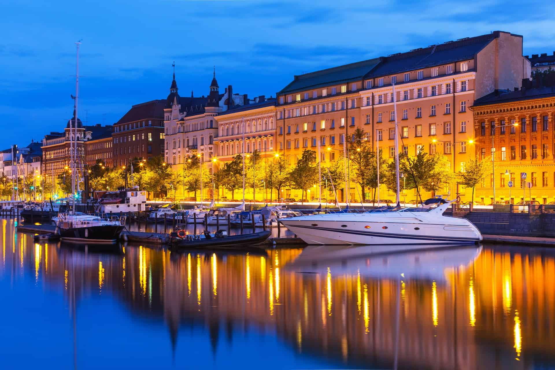Đất nước xinh đẹp Phần Lan