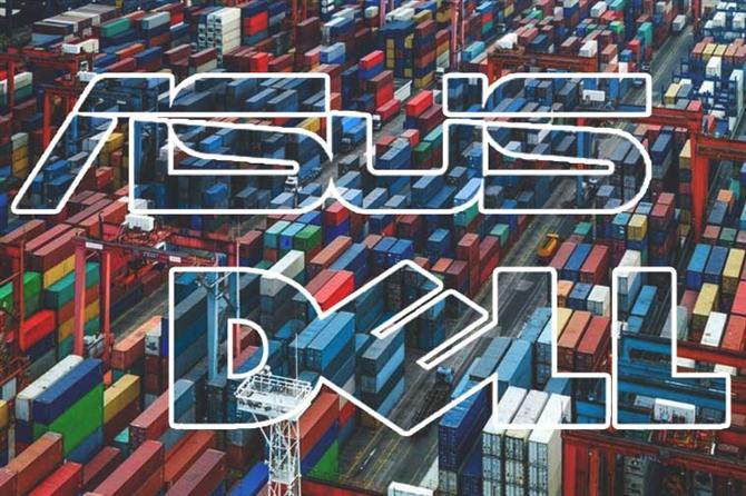 Bài Học Logistic Thuê Ngoài Giữa Dell Và Asus
